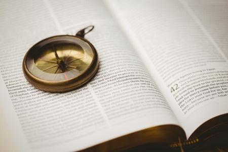 Compass&Bible