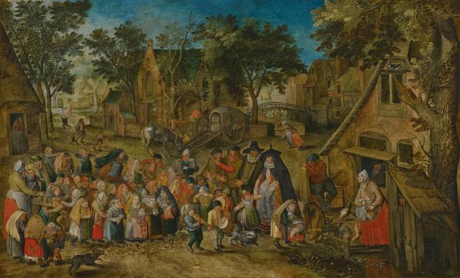Pieter_Brueghel_(II)_-_The_Whitsun_Bride_(Sotheby's_2013).jpg